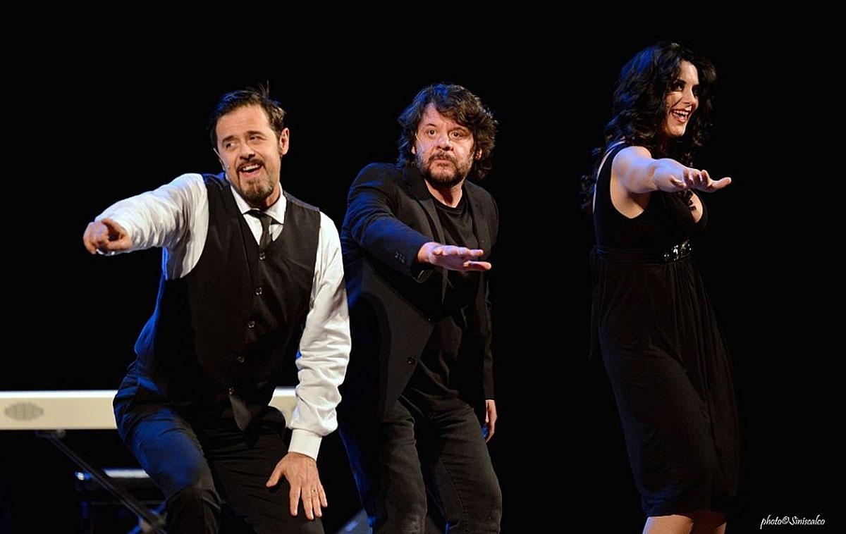 Lillo e Greg a Torino con Gagmen: date e biglietti (24 Aprile 2020 - 26  Aprile 2020, Torino)