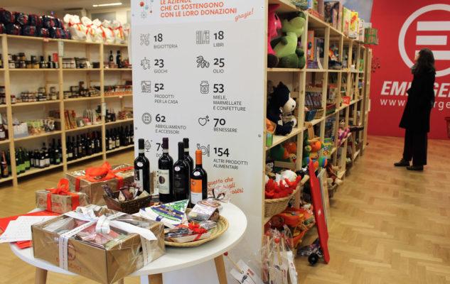 Natale per Emergency: a Torino il mercatino natalizio solidale