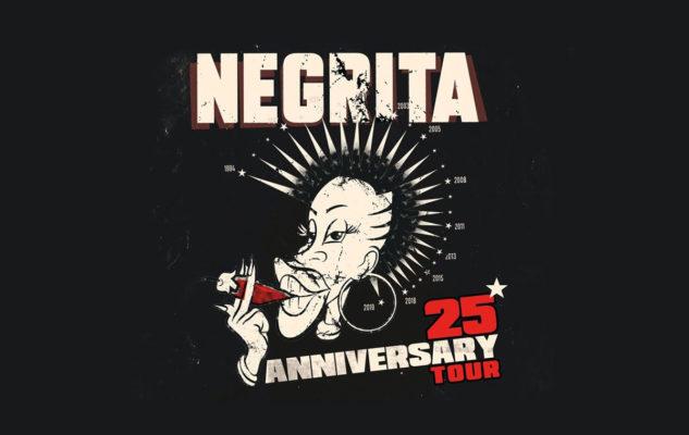 Negrita a Torino nel 2020: data e biglietti del concerto