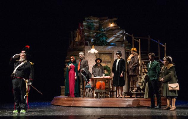 Parenti Serpenti: la commedia di Luciano Melchionna al Teatro Superga di Nichelino