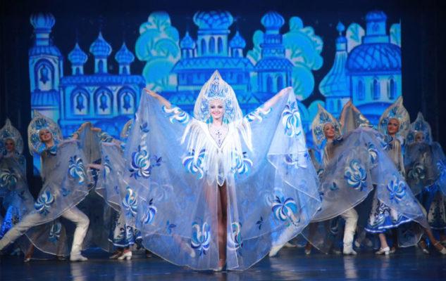 """Russian National Show """"Gzhel"""" a Venaria nel 2019: data e biglietti"""