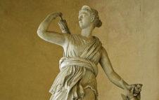 Vota Artemide: la statua dei Musei Reali di Torino partecipa al concorso per il restauro