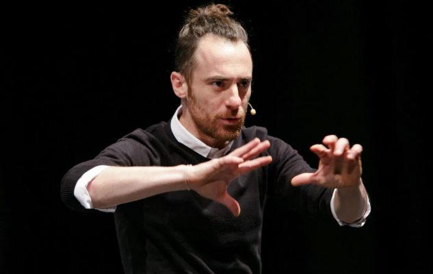 Al Teatro della Concordia di Venaria lo spettacolo virtuale di Elio Germano