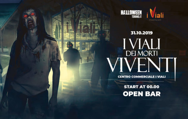 I Viali dei Morti Viventi: la Festa di Halloween 2019 più grande e spaventosa di Torino