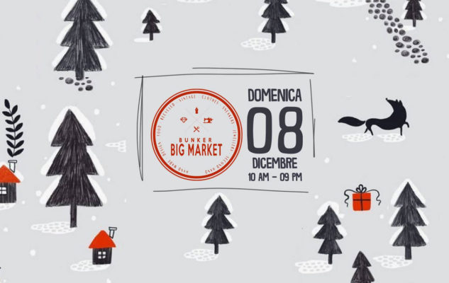 Bunker Big Market 15 – Christmas Edition