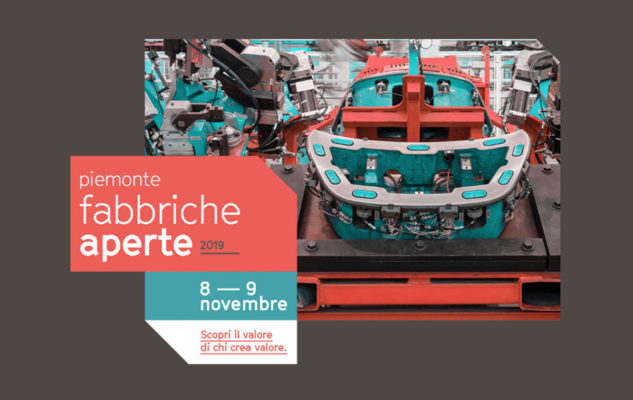 Fabbriche Aperte 2019 a Torino e in Piemonte: due giorni per scoprire le industrie del territorio