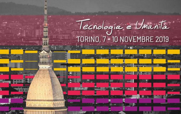 Festival della Tecnologia 2019 a Torino