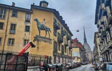Torino museo a cielo aperto con TOward 2030: 18 grandi opere di Street Art inaugurate in città