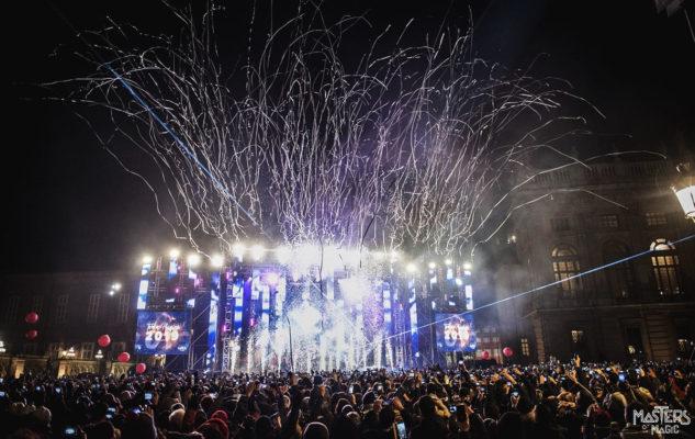"""Capodanno 2020 a Torino in piazza con """"La Magia del Cinema"""""""
