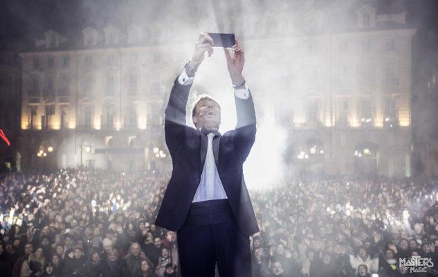 Capodanno Torino piazza