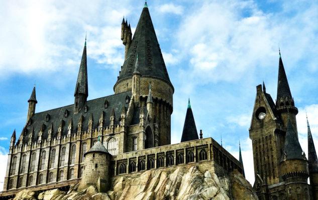 Castello di Hogwarts a Torino