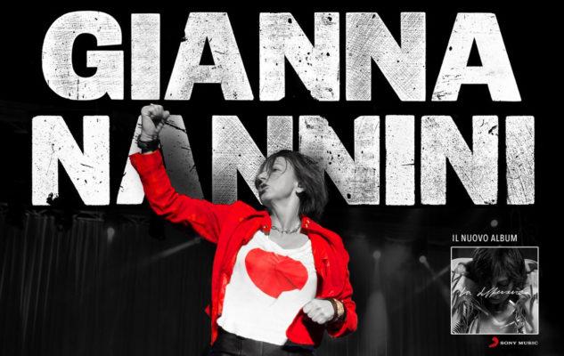 Gianna Nannini a Torino nel 2021: data e biglietti del concerto