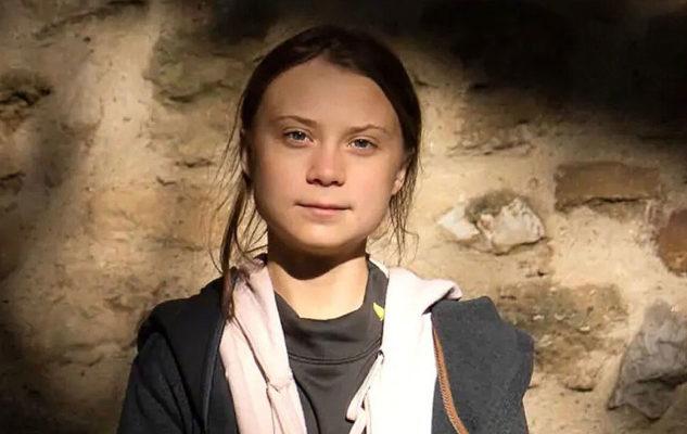 Greta Thunberg a Torino