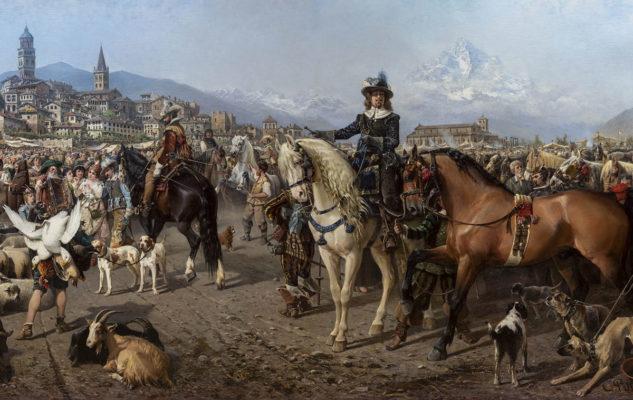 Cavalli, Costumi e Dimore. La riscoperta della Fiera di Saluzzo di Carlo Pittara