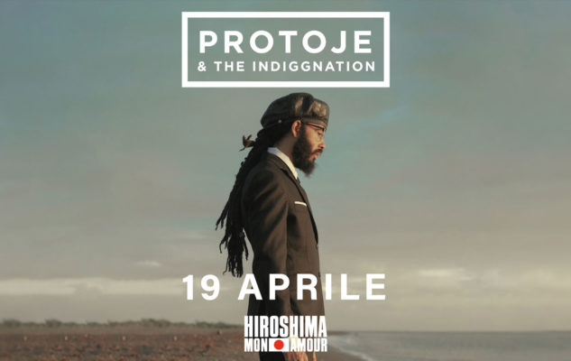 Protoje and The Indiggnation all'Hiroshima Mon Amour