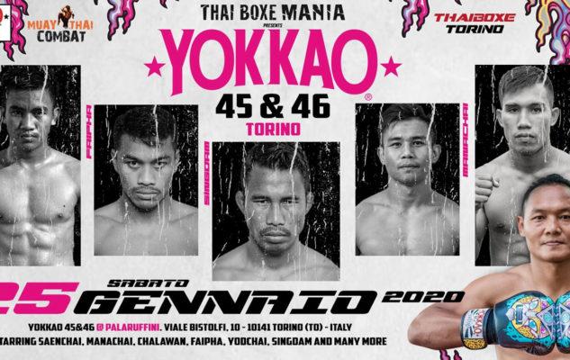 Thai Boxe Mania 2020 a Torino: data e biglietti