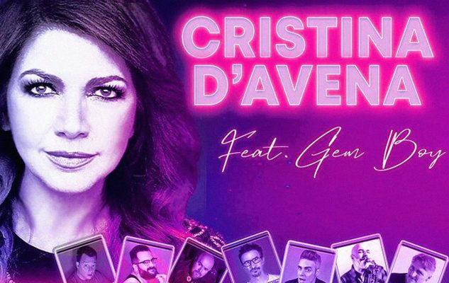 Cristina D'Avena e Gem Boy Show a Torino nel 2020