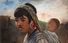 Dipingere l'Asia dal Vero: Vita e opere di Arnold Henry Savage Landor al MAO di Torino