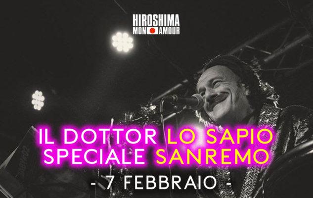 Il Dottor Lo Sapio all'Hiroshima Mon Amour