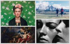 Le mostre più attese del 2020 a Torino: Frida Kahlo, Helmut Newton, Raffaello…