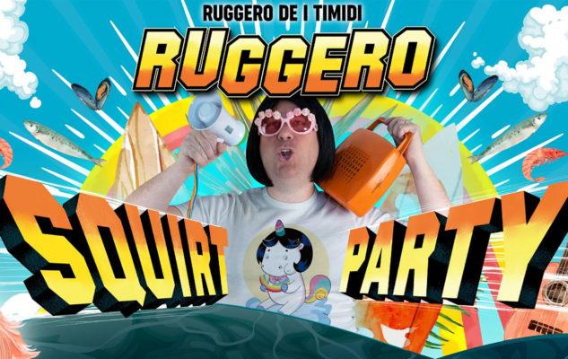 Ruggero de I Timidi in concerto a Torino