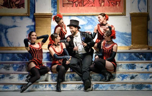 """""""La Vedova Allegra"""" in scena al Teatro Alfieri di Torino"""