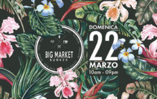 Big Market al Bunker di Torino - Spring Edition 2020