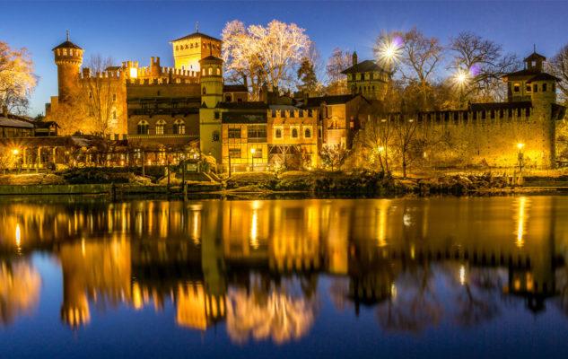 Cena Romantica nella Sala Rinascimentale del Borgo Medievale per San Valentino