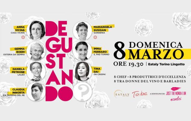 """Degustando: 8 chef donna per la ricerca per """"Festa internazionale della Donna"""""""