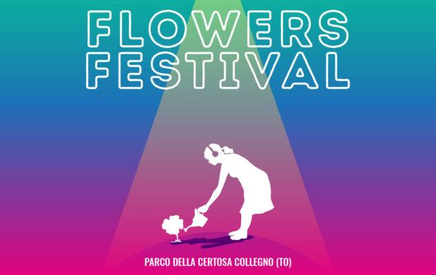 Flowers Festival 2020 a Collegno: programma, concerti, biglietti