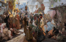 """""""Incanti russi"""" alla Pinacoteca Albertina: dipinti dell'Accademia Glazunov di Mosca"""