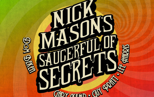 Nick Mason dei Pink Floyd allo Stupinigi Sonic Park 2020 (ANNULLATO)