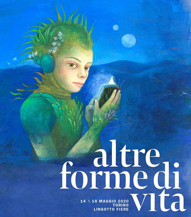 Salone Libro Torino 2020 locandina