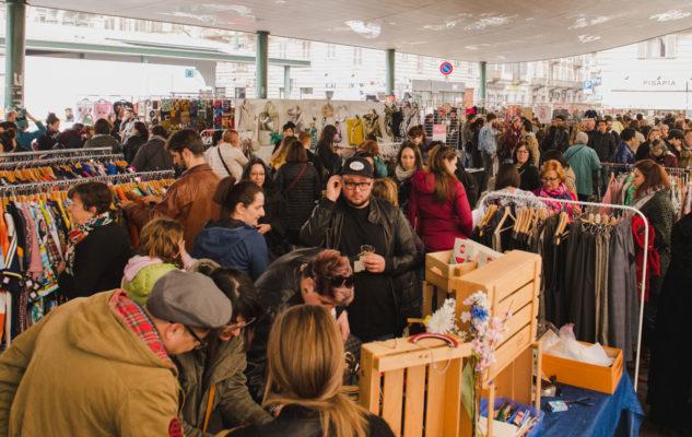 San Salvario Emporium: il mercatino della creatività di Piazza Madama Cristina
