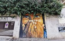 """Borgo Campidoglio: il quartiere di Torino diventato """"museo a cielo aperto"""""""