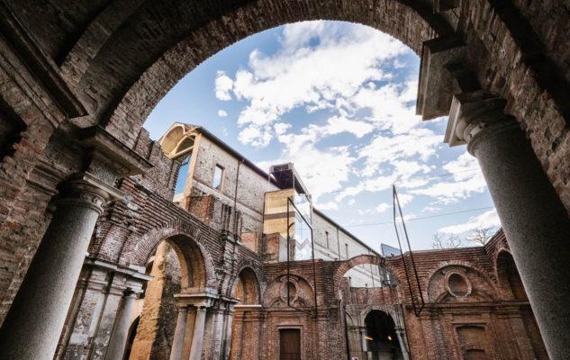 Castello Rivoli museo virtuale