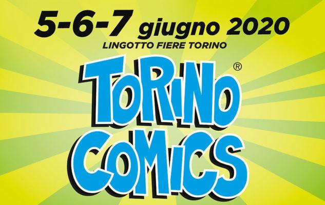 Torino Comics 2020 (Rimandato)