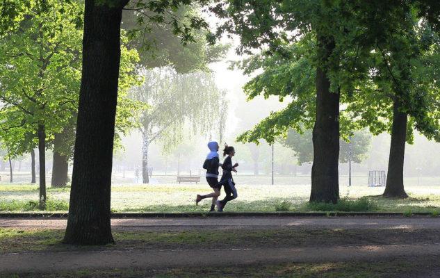Coronavirus Piemonte correre
