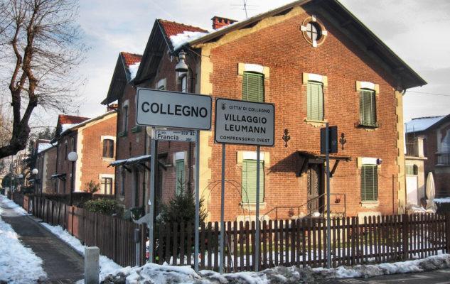 Villaggio Leumann abitazione
