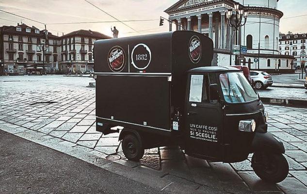Apecar bar Torino consegna domicilio
