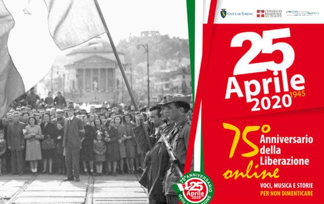Festa Liberazione Torino 2020