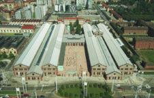 Emergenza Coronavirus a Torino: le OGR diventano Area Sanitaria Temporanea