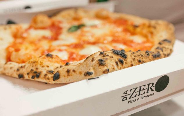 DaZero Torino pizza mascherina
