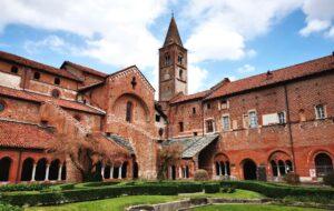 L'Abbazia di Staffarda: uno dei più grandi monumenti medievali del Piemonte