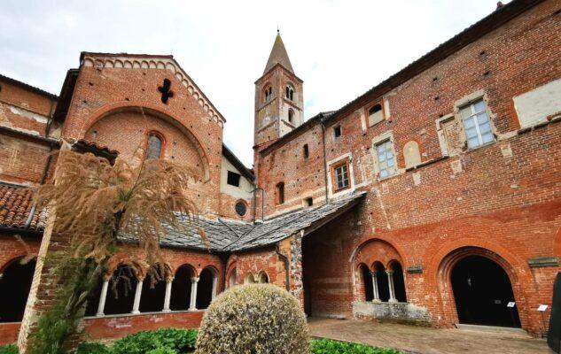 Abbazia di Staffarda Piemonte