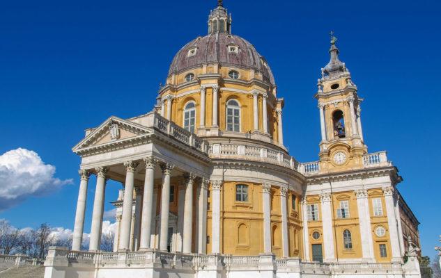 Riapertura Basilica Superga
