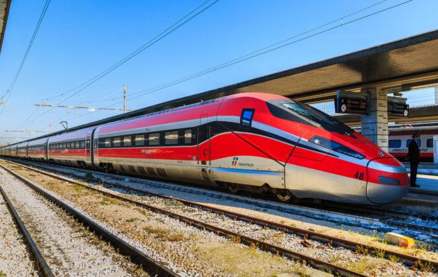 Treno Torino Reggio Calabria
