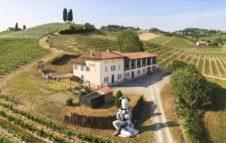Art Park La Court: un grande e suggestivo museo a cielo aperto nei vigneti del Piemonte