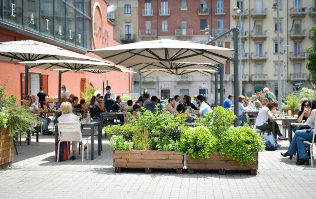 Eataly Torino Lingotto apre il Dehors e la Terrazza per l'estate 2020