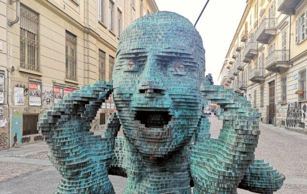 Eco Statua Torino